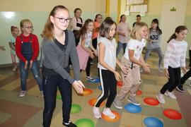 """Galeria """"Tańcząca przerwa"""" w dniu 22.10.2019 r."""