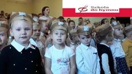 """Galeria """"Szkoła do hymnu"""""""
