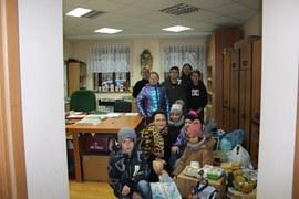 Galeria Dom Dziecka w Sowczycach - 18.12.2019 r.