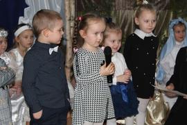 Galeria Jasełka bożonarodzeniowe dla rodziców