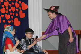 Galeria Dzień Babci i Dziadka - Klasa III