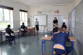 Galeria Egzamin ósmoklasisty - matematyka