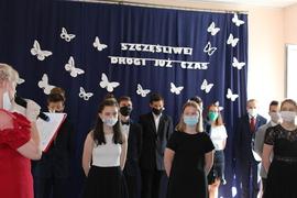 Galeria Uroczyste zakończenie roku szkolnego 2019/2020