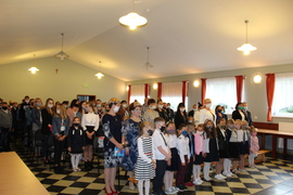 Galeria Uroczyste rozpoczęcie roku szkolnego 2020/2021