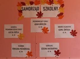 Galeria Wybory do Samorządu Uczniowskiego 2020