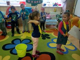 Galeria Wróżka w przedszkolu