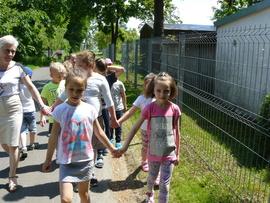Galeria Spacer przedszkolaków