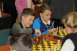 Galeria Mistrzostwa Szkół Wiejskich w Szachach