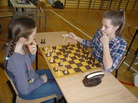Galeria Turniej Szachowy w Praszce