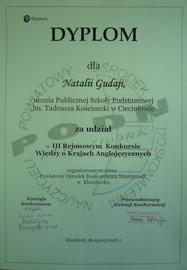 Galeria Konkurs w Kluczborku