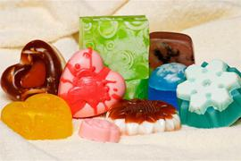 Galeria Warsztaty z robienia mydła