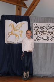 Galeria Konkurs recytatorski dla klas I -III