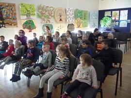 Galeria Przedszkolaki w Muzeum w Wieluniu