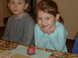 Galeria Starsza grupa przedszkolaków w Wieluniu