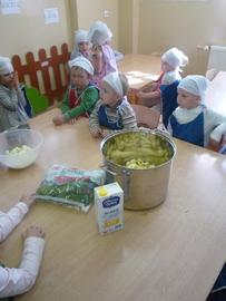 Galeria Smakołyki w przedszkolu