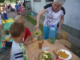 Galeria Piknik w przedszkolu