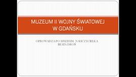 Galeria Poranek z wychowawcą kl. VII