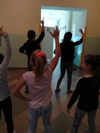 Galeria Tańcząca przerwa w roku szkolnym 2018/2019