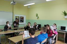 Galeria Godzina wychowawcza w klasie VIII